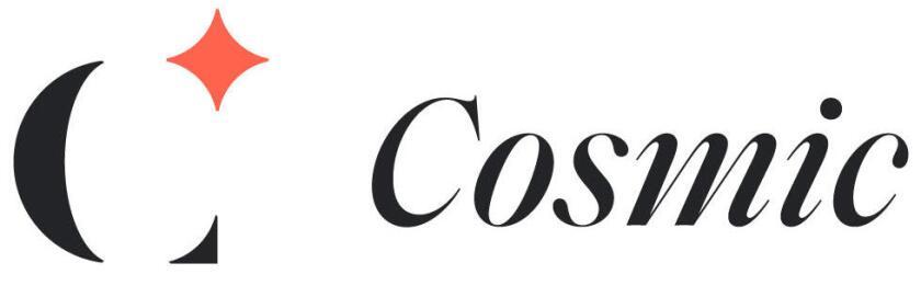 Cosmic's logo