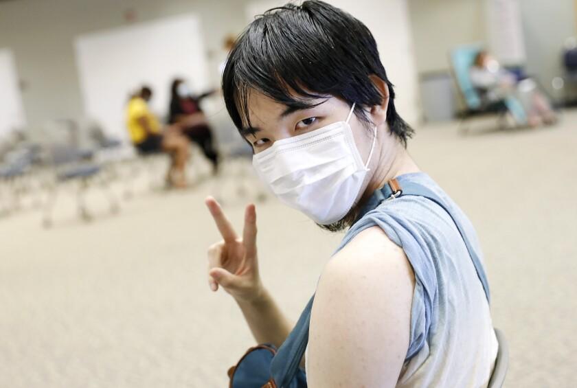 Student Sora Fukaya
