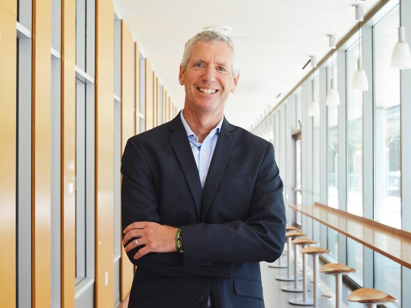 Photo of UCSC Economics Professor Robert Fairlie