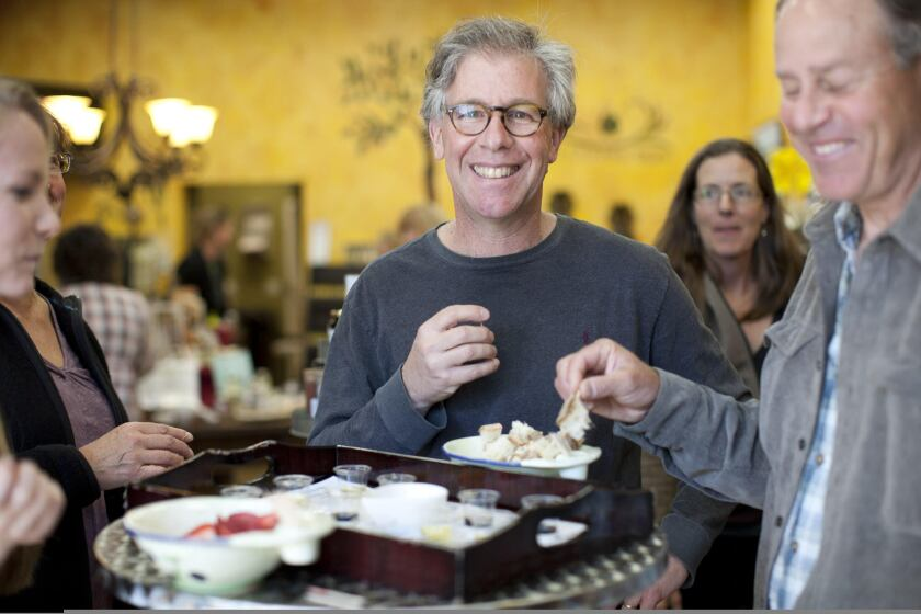 Brion Sprinsock says his food and architecture tours will resume in 2022.