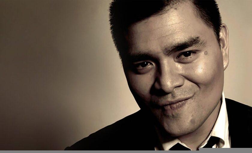 "Jose Antonio Vargas, author of ""Dear America: Notes of an undocumented citizen."""