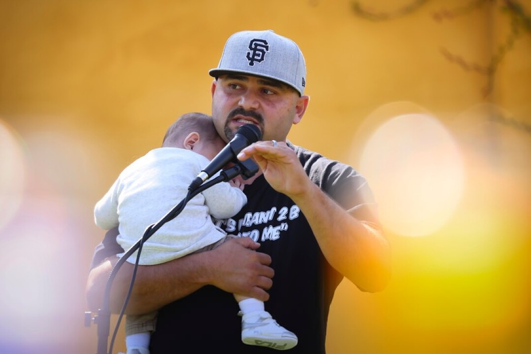 Danny and Ray Contreras.