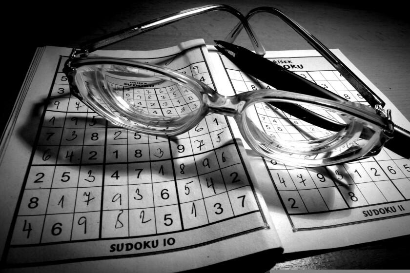 File image of Sukoku game