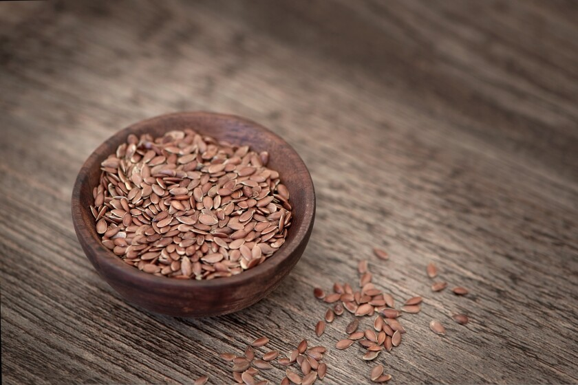 A bowl of grain