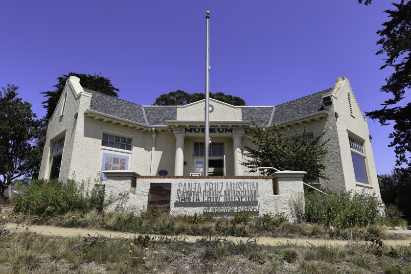 The Santa Cruz Museum of Natural History in Seabright