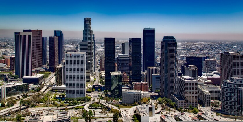 Los Angeles is ground zero for the fight against the Delta variant.