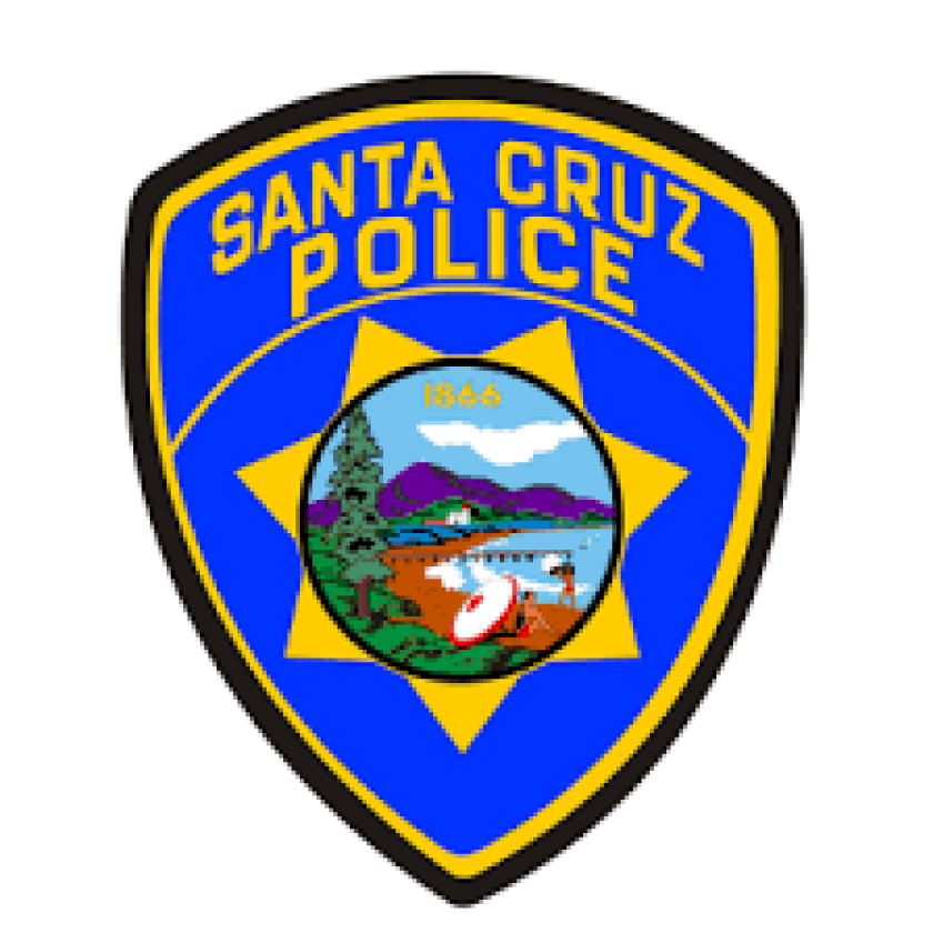 Santa Cruz Police Department seal