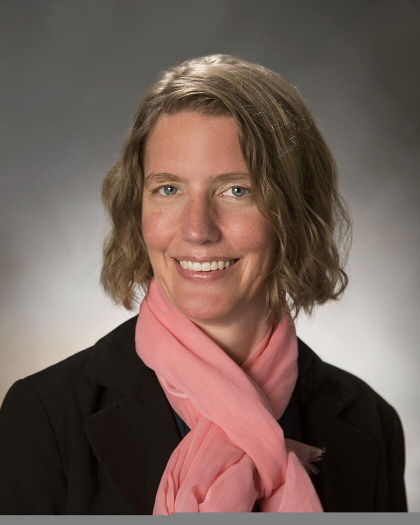 Professor of Psychology Regina Langhout