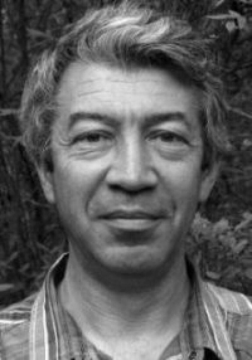 Associate researcher Mikhail Kreslavsky.