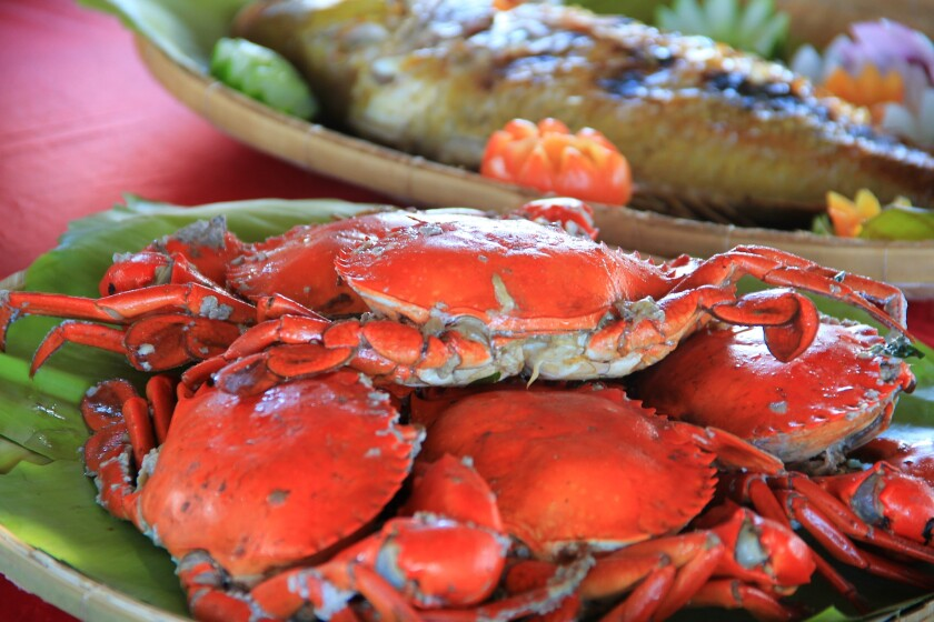 The taste of fresh Monterey Bay crab will have to wait for most consumers this winter.