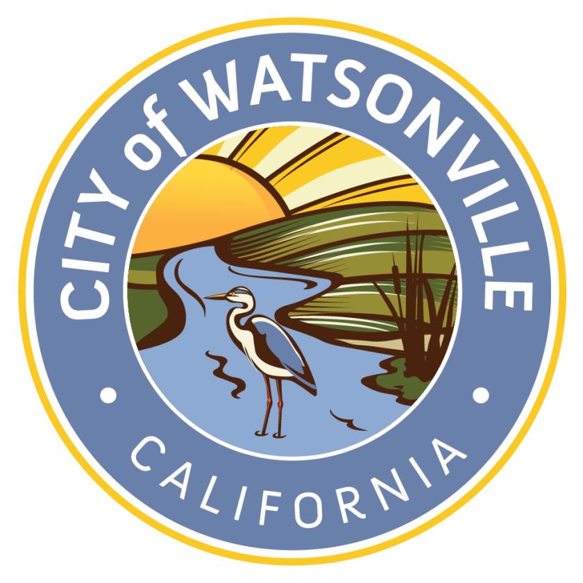 Watsonville city logo