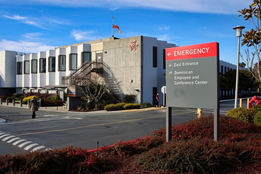 Dominican Hospital in Santa Cruz.