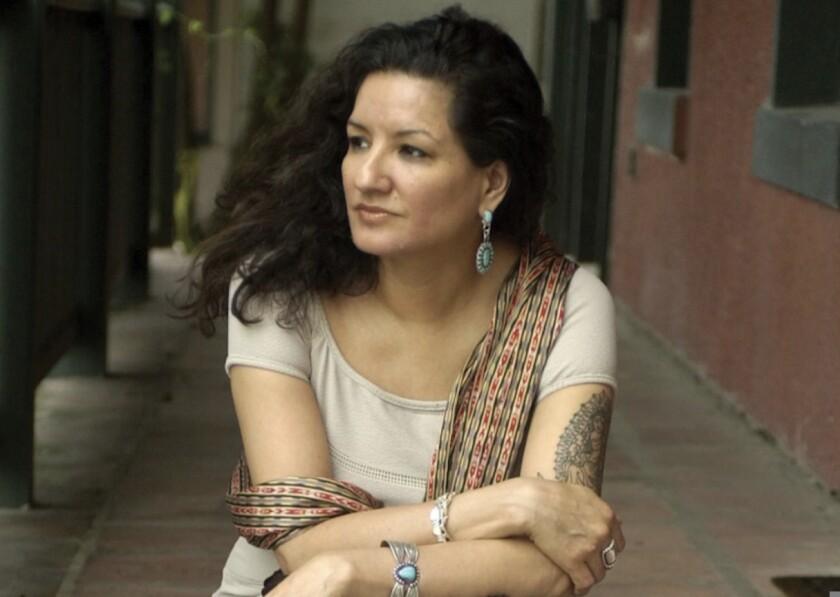 Sandra Cisneros.