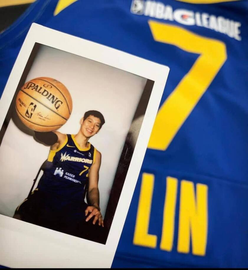 Jeremy Lin thanked his fans on Instagram after the Santa Cruz Warriors season ended.