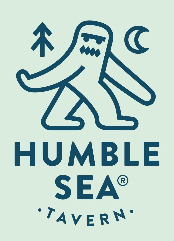 The logo for Humble Sea Tavern.