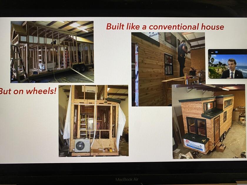 First District Supervisor Manu Koenig's Tiny House proposal