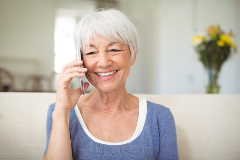 """""""Stay Connected"""", Senior Program Launches in 2021"""