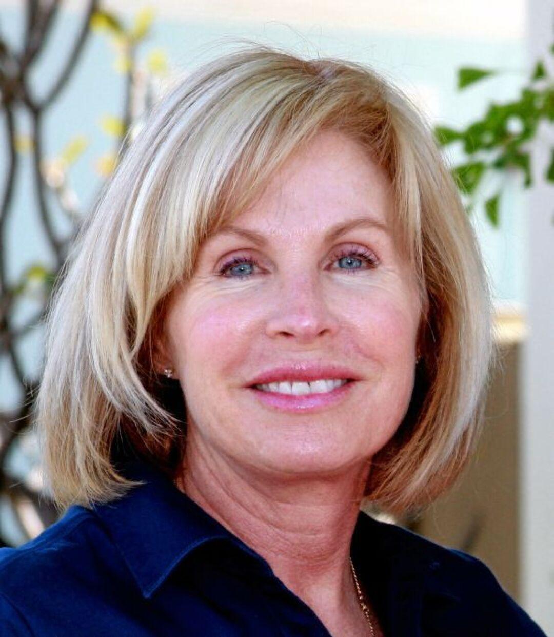 SLVUSD superintendent Laurie Bruton
