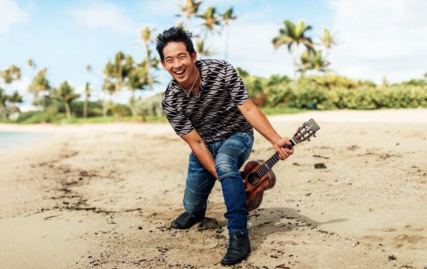 Ukelele master Jake Shimabukuro