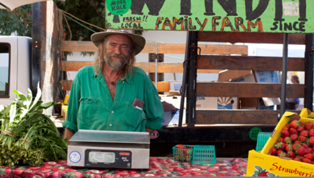 Wildmill Farms' Ronald Donkervoort