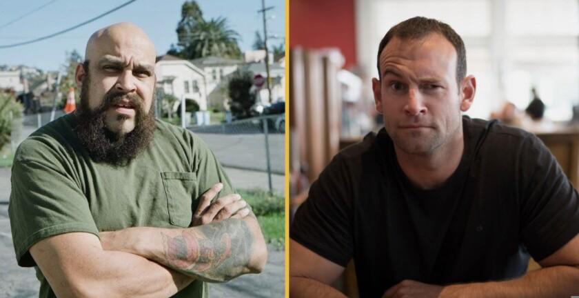 Butch Escobar and David Nihill