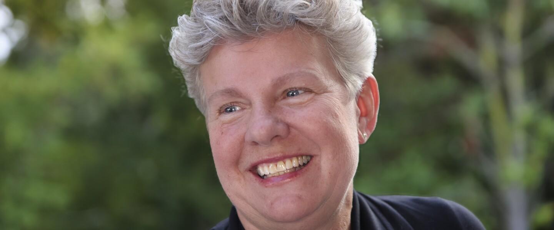 Santa Cruz County Health Officer Gail Newel.