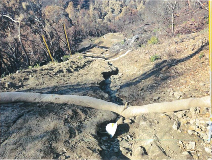 Erosion issues