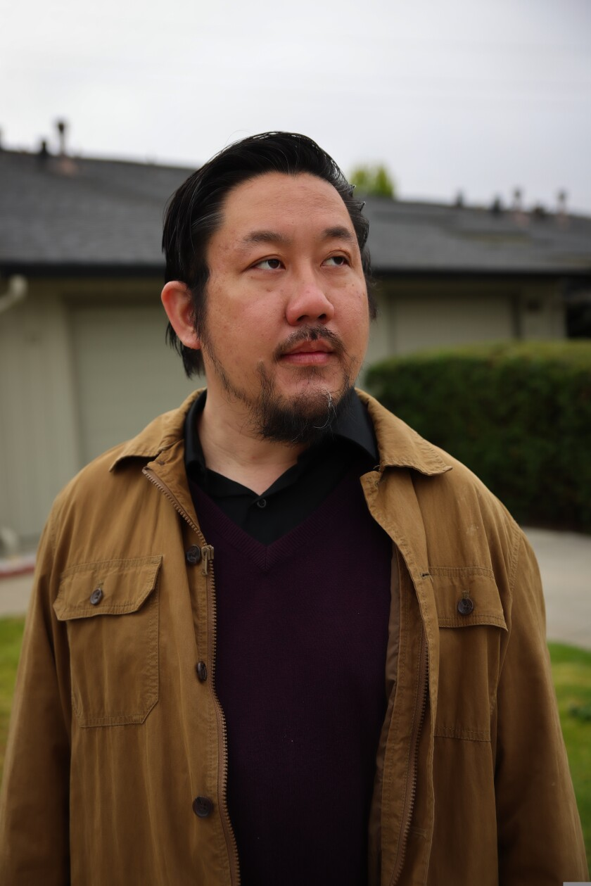 Lawrence Shin's son is one of 1,300 local children enrolled in the Santa Cruz SEEDS program
