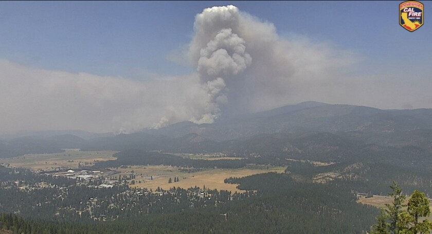 After hitting 100,000 acres Thursday, the Dixie fire was nearing 150,000 acres Friday.