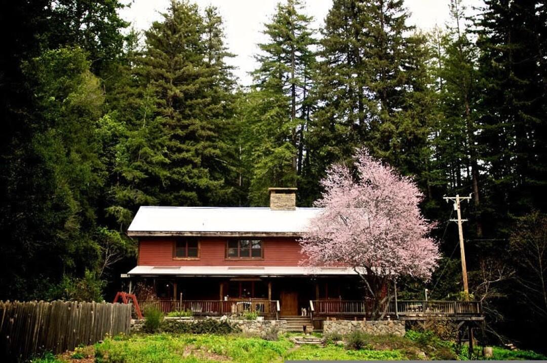 The Nichols house.