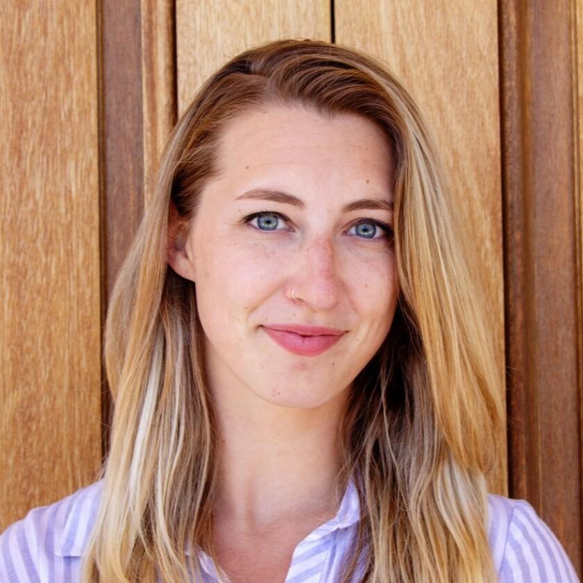 Emily Ham, incoming executive director at the Santa Cruz County Business Council.