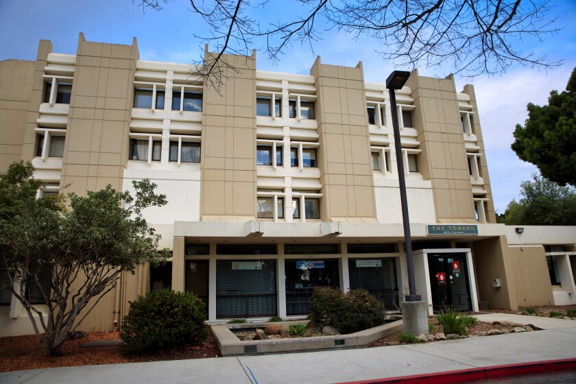 The PVUSD building.