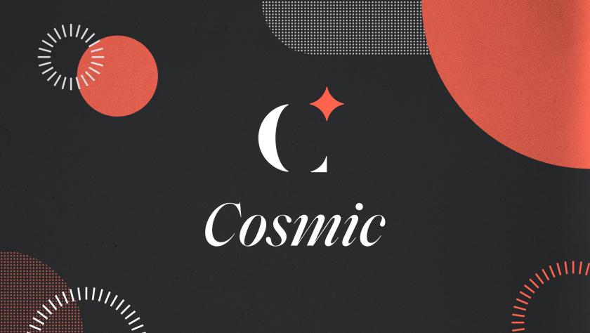 Cosmic Artwork