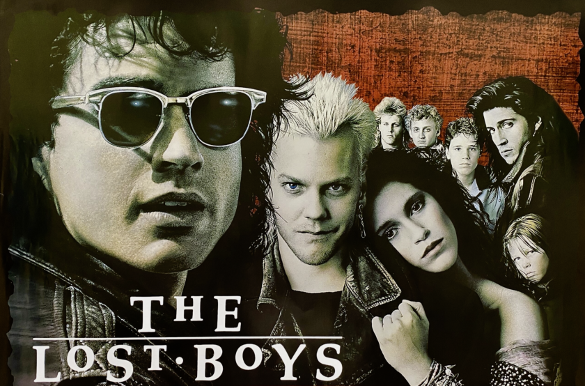 Say it ain't so: Could they go and remake 'The Lost Boys' without Santa Cruz?