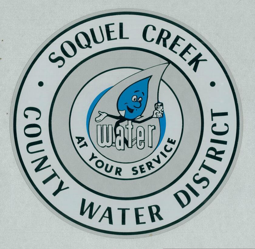 The District's original logo.