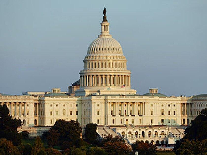 File image of U.S. Capitol