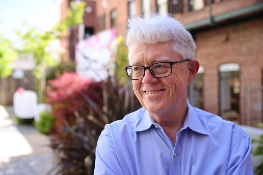 Gary Patton, a former county supervisor and current lecturer at UC Santa Cruz