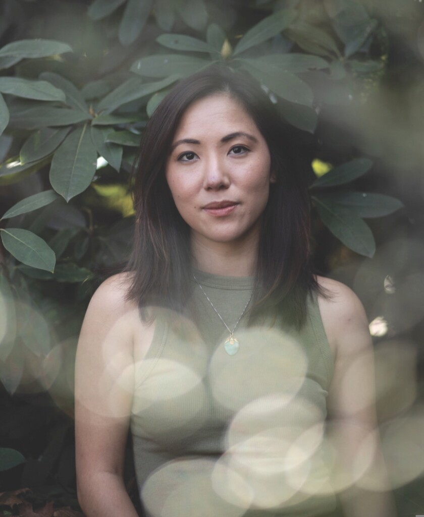 Journalist and writer Kat Chow
