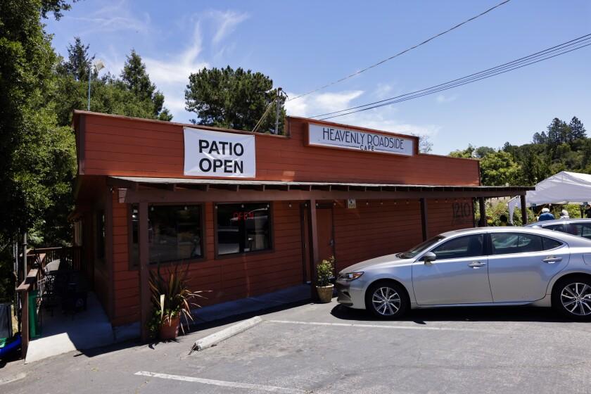 The Heavenly Roadside Cafe.