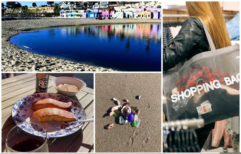 Santa Cruz County residents shared these Black Friday photos with Lookout Santa Cruz.