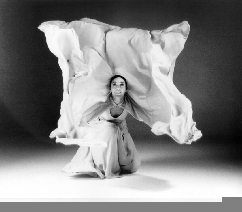 Dancer/choreographer Tandy Beal.