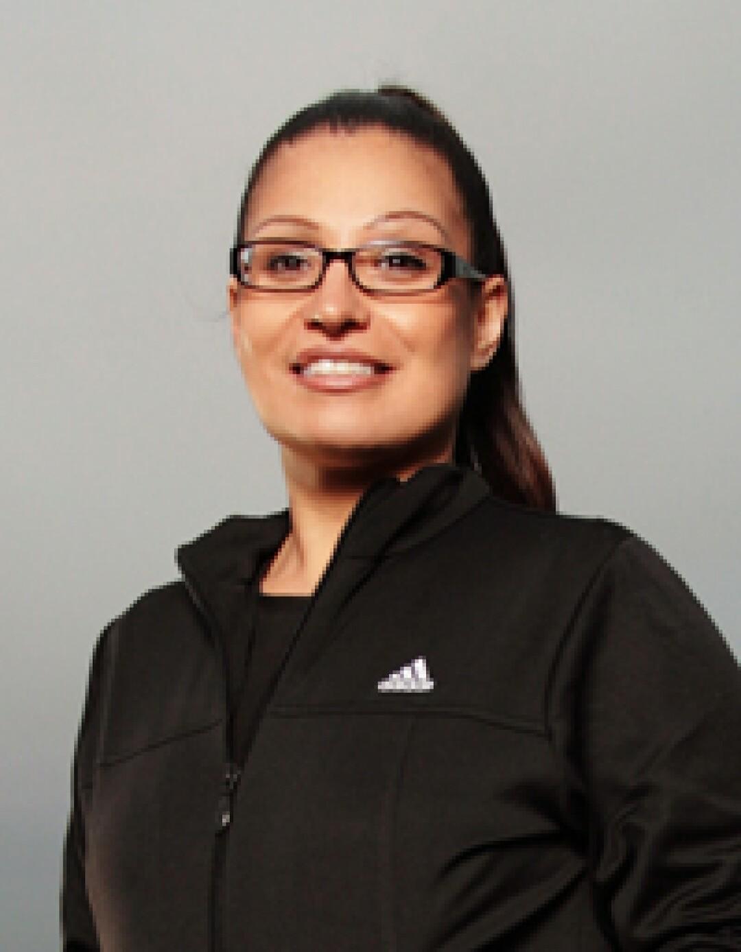 Gina Castaneda.