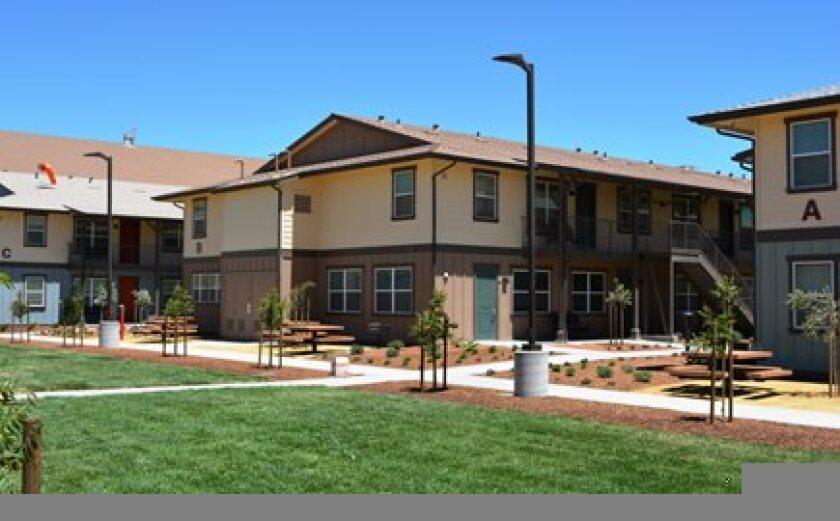 Spreckels Crossing housing units