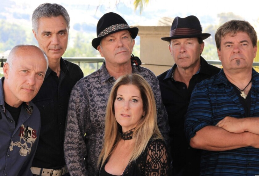 The Shanks band