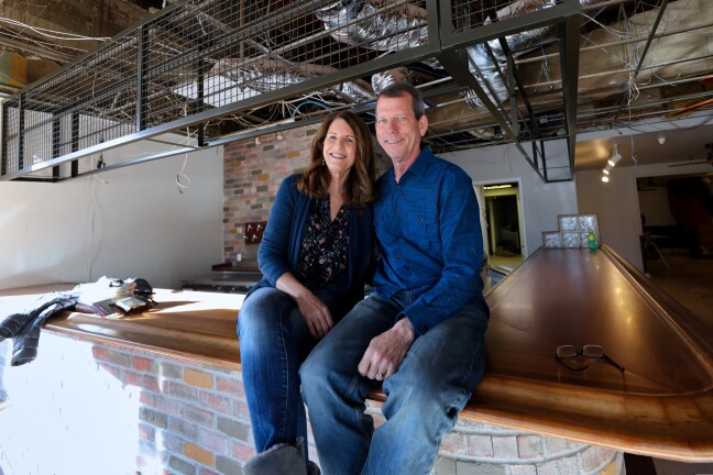 Dave and Terri Terwilleger