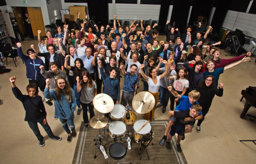 In partnership with Cabrillo Extension, in-person Summer Jazz Camp returns this summer.