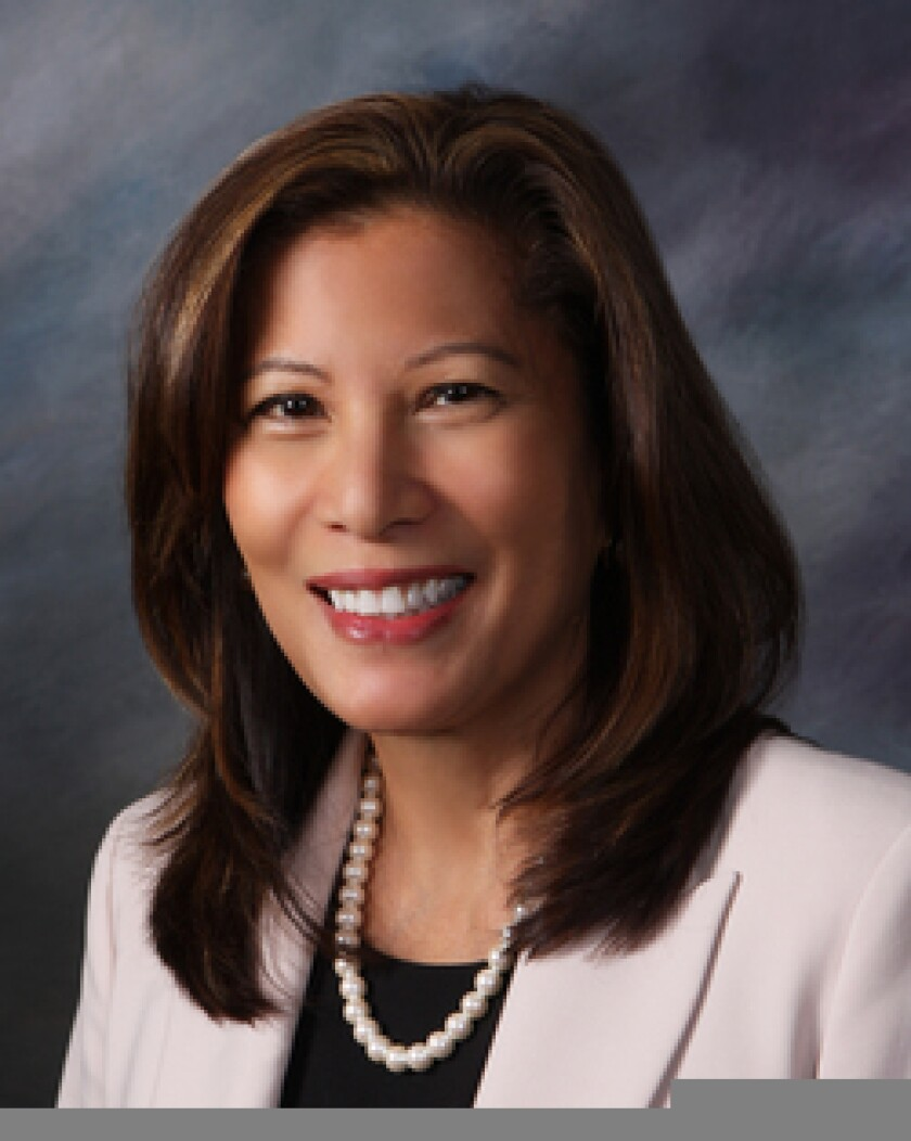 Tani G. Cantil-Sakauye is first Asian-Filipina American and the second woman to serve as California's chief justice.
