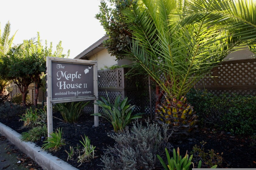 Maple House II, an assisted living facility in Live Oak is experiencing an outbreak of COVID-19, officials say.
