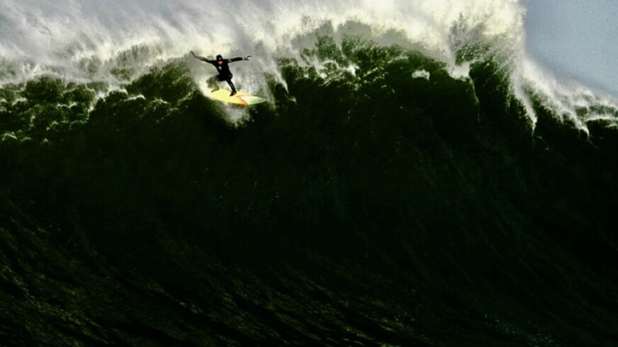 Jay Moriarity dropping into infamy in 1995 at age 16.