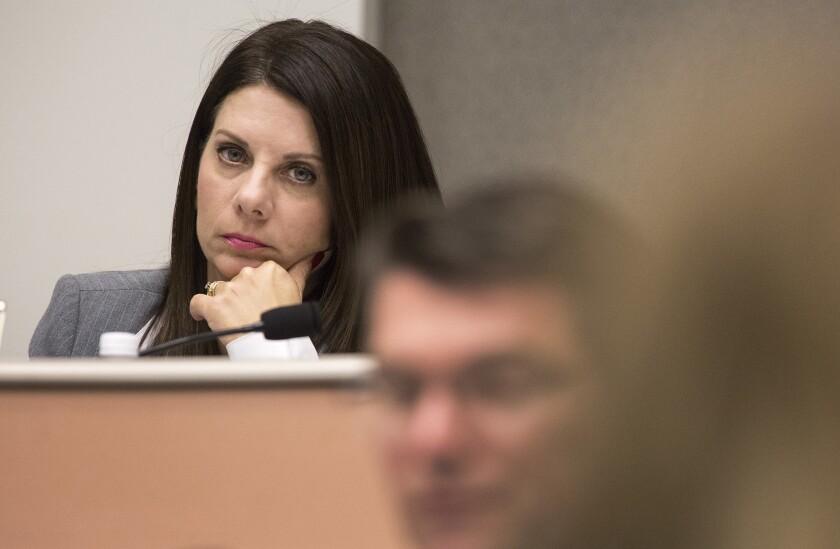 State Sen. Melissa Melendez